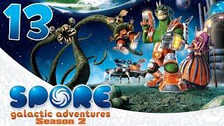 Spore Galactic Adventures Let's Play Season 2   #13   How Even
