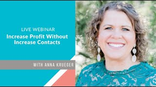 Increase Profit Without Increase Contacts