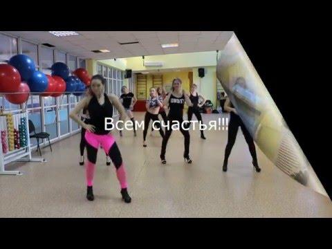 Ленинград - На лабутенах DJ Rodrigez Mashup экспонат. Fire Dance Artem