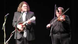 Jerusalem Ridge - Michael Cleveland and Flamekeeper at Grass Valley 2013