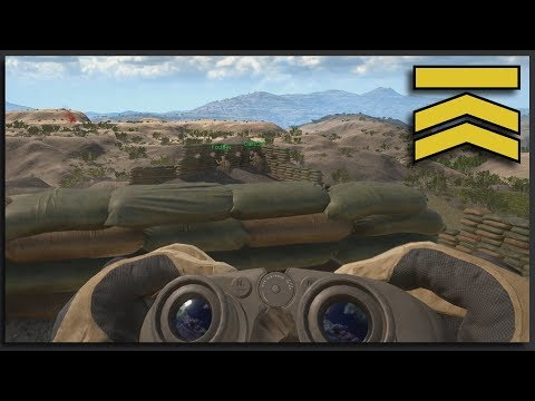 US SUPERFOB DEFENSE (1-Life Event) - Tactical Squad Ops Multiplayer Squad Gameplay (Squad Full Game)