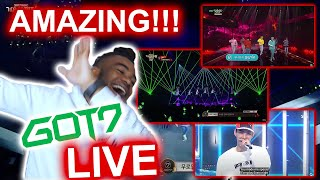 FIRST TIME REACTING TO GOT7 Teenager @2017 MBC Music Festiva…