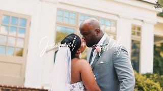 Emotional Toast Speeches, brides squad takes over dance floor | Jamaal + Ashley Wedding