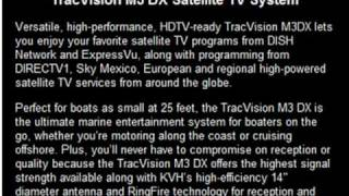 kvh tracvision m3 dx