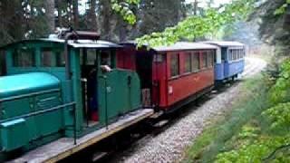 Train touristique les V.F.V.