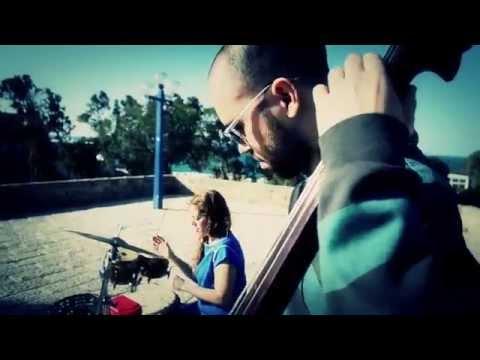 Oriental Dubstep & Djembe ~ Female Percussionist Roni Parnass & Cut N Bass