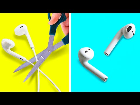 LIFE HACKS FOR REAL TECH GEEKS || 5-Minute Recipes With Your Gadget