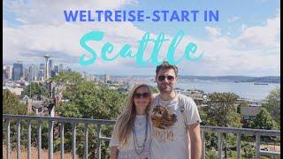 WTB WELTREISE VLOG 3: Erster Stop - Seattle