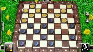 видео играть онлайн шашки