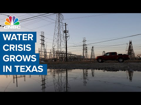 Water crisis grows in Texas as power grid returns to normal