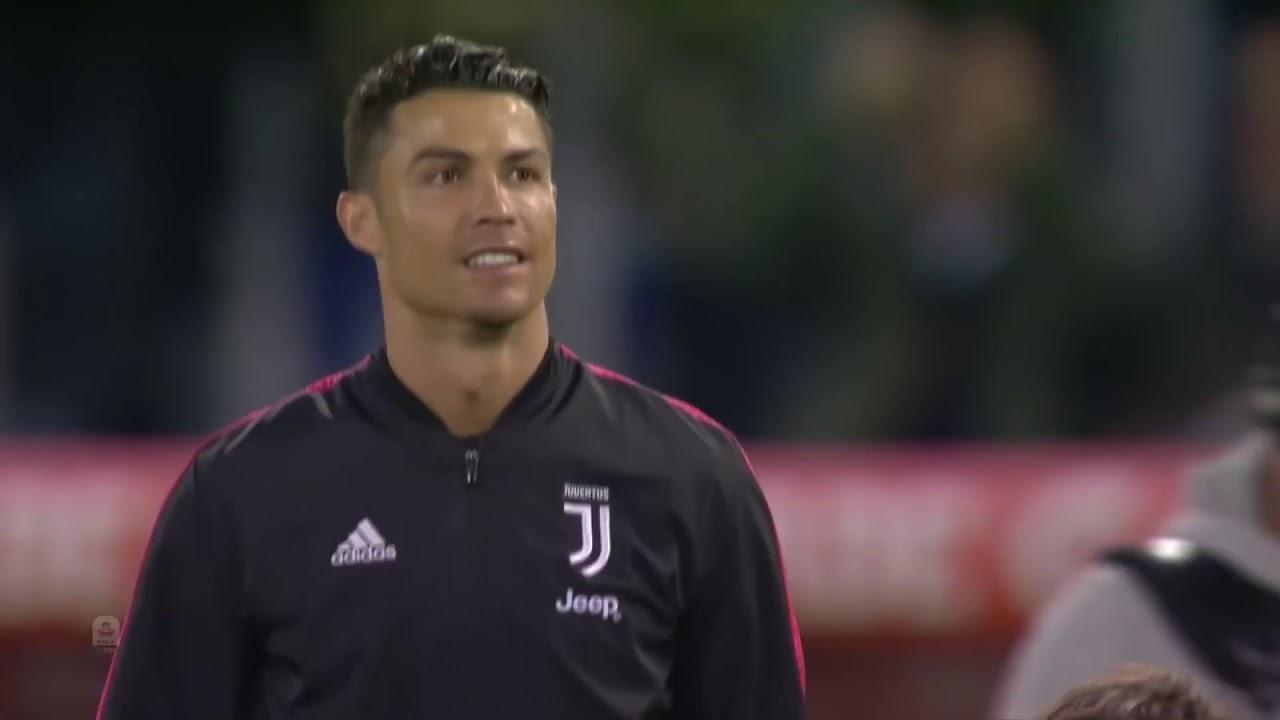 ROMA vs Juventus 2-0 Serie A 2018-2019 - YouTube