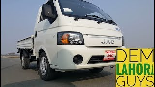 JAC X200 2.8L Loader Daala: Full Review