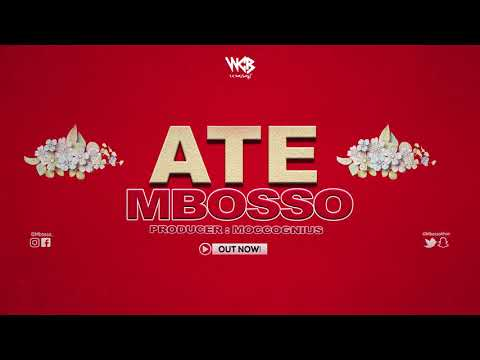 "Mbosso – ""Ate"""