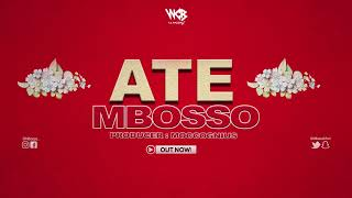 Mbosso - Ate (Official Music Audio)