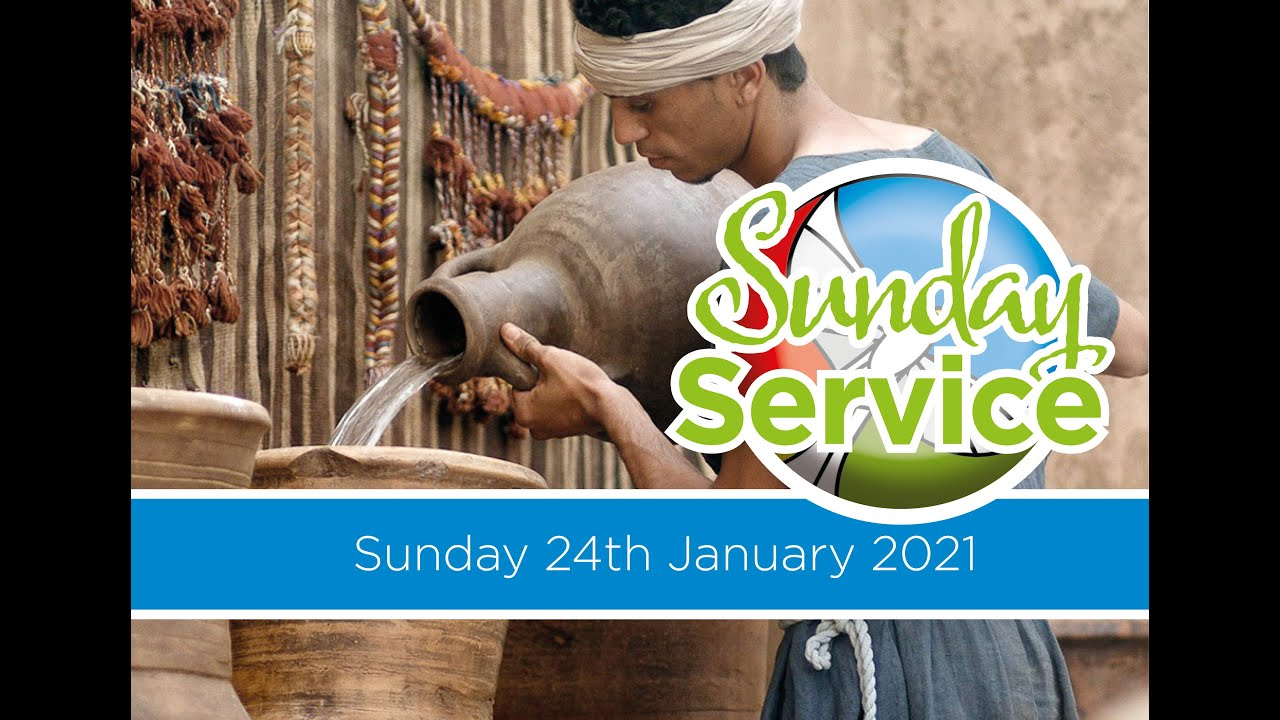 Sunday 24th January 2021