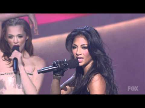 The Pussycat Dolls  Buttons live presentation at So you think you can dance
