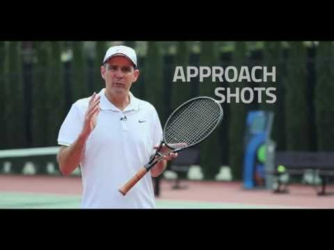 PlaySight Tennis Tips with Paul Annacone: Approach Shots