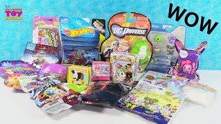 Baixar Toy Palooza MLP Tokidoki Disney Labbits Shopkins Blind Bag Opening Review | PSToyReviews