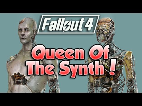 A NEW SYNTH LEADER! Fallout 4 Evil Female Let's Play (#63)