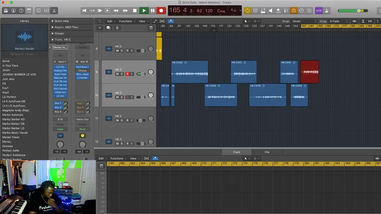 Logic Pro X Mixing And Mastering Template Q A Music Business