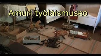 Tampere Amuri Työläismuseokortteli- Vanha aika