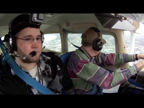 Washington Island Flight