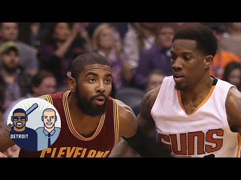 Does LeBron Want Kyrie Traded To Suns For Eric Bledsoe? | Jalen & Jacoby | ESPN