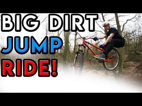 BIKE MODS & DIRT JUMP STEP-UP!