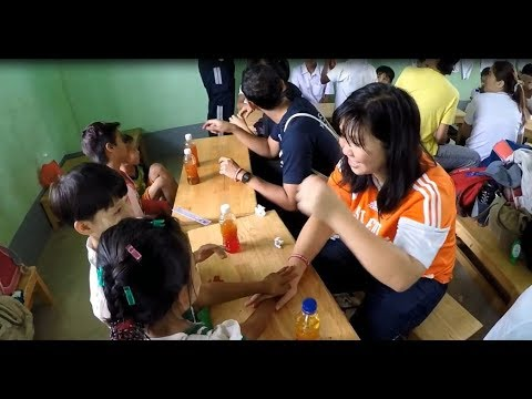 GoPro: Camp OutReach 2017, MYANMAR