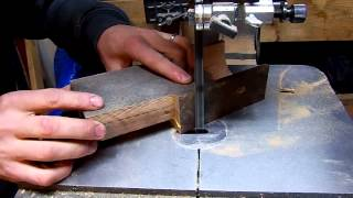 Easy Diy Scoops On A Bandsaw
