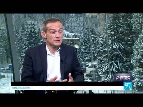 Jean-Pascal Tricoire, CEO of Schneider Electric: 'France is on a better track'