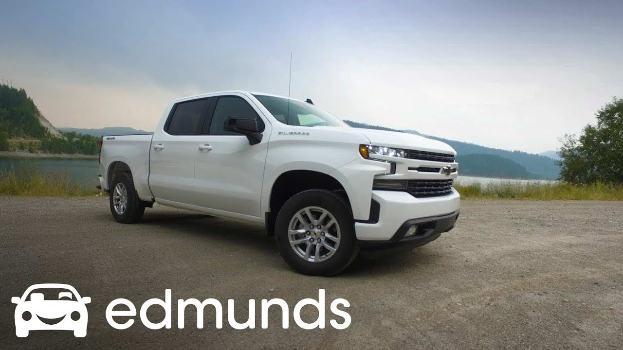 Is The 2019 Chevrolet Silverado The Best Silverado Ever First Drive Edmunds