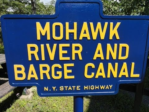 Mohawk River and Barge Canal