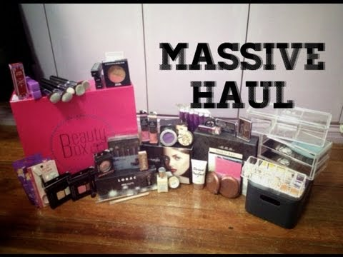 August Collective & Massive Haul (Lorac Pro, MAC Riri Hearts Collection, etc) | rarevanity
