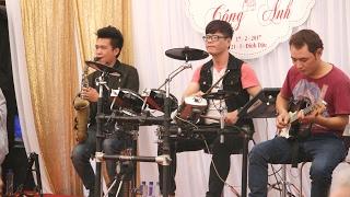 Nhạc Hòa Tấu Không Lời Đám Cưới【Về Quê】Saxophone | Guitar | Organ | Drummer