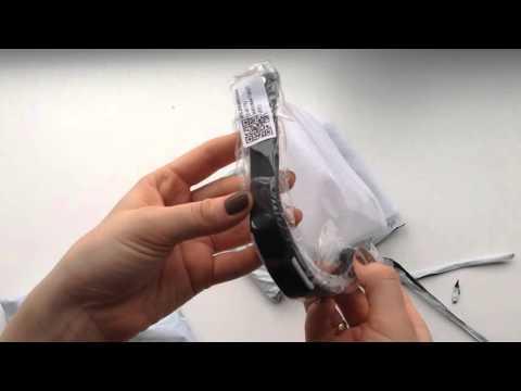 Резинка для волос, очки, часы, наклейки на ногти с Ebay посылки № 11