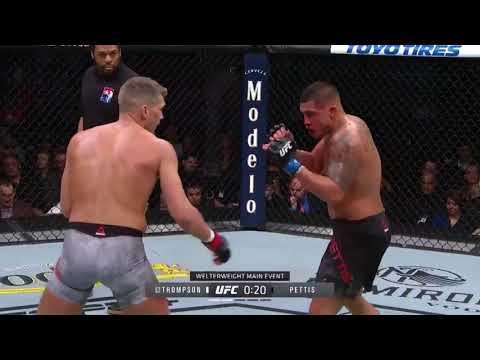 Бывший чемпион UFC нокаутировал соперника «ударом Супермена»