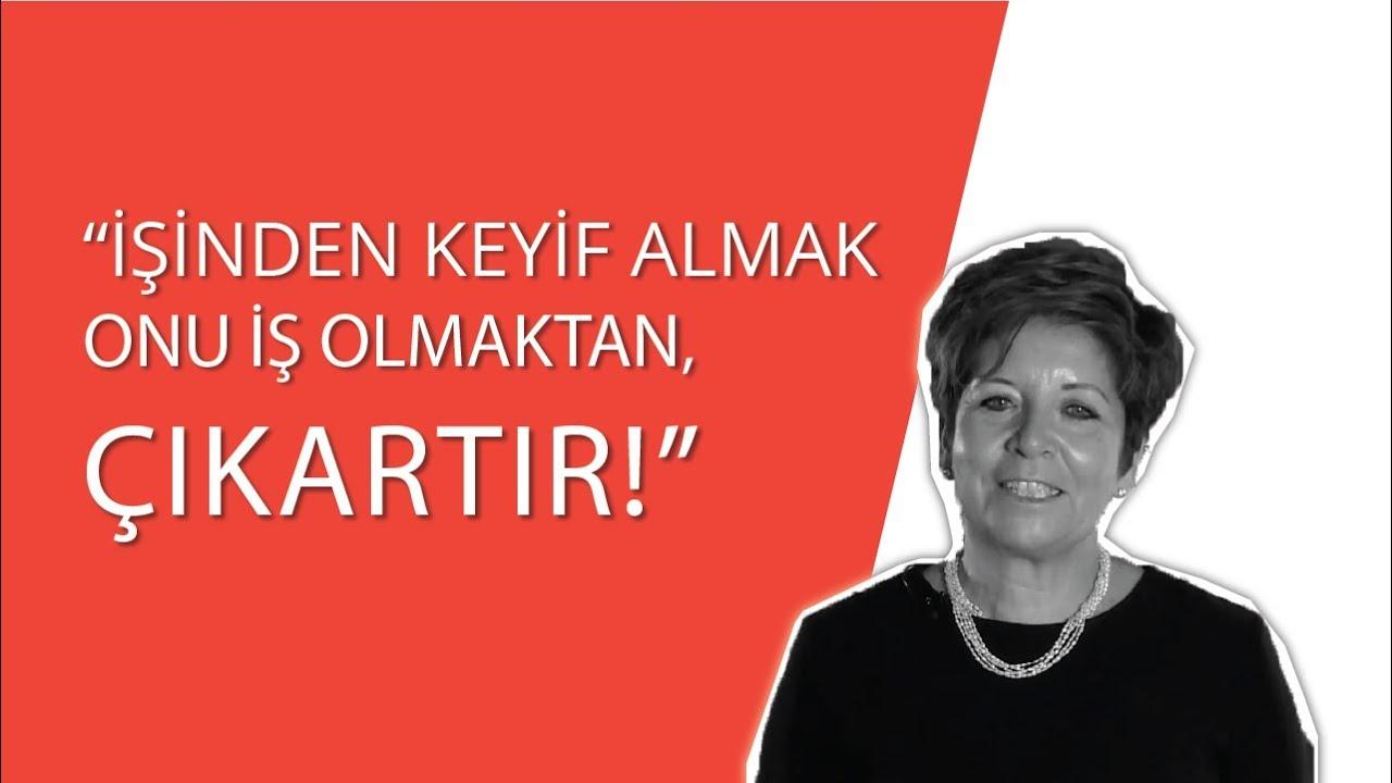 İşini Mecburiyet Haline Çevirme! - (CEO, Yöneticilik) - Aytül Erçil | BinYaprak