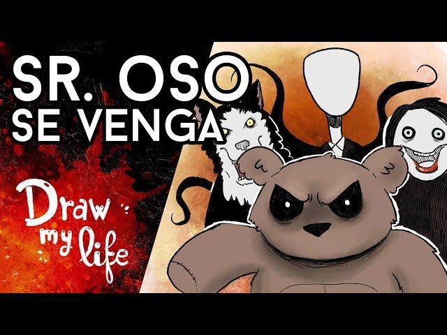 LA VENGANZA DE SR. OSO - Draw My Life en Español LA SERIE (CAP. 2)