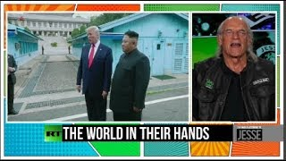 "Jesse Ventura: ""Why is Trump going after diplomacy with North Korea while shutting out Iran?"""