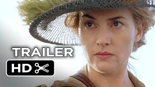 a little chaos official trailer 1 2015 kate winslet alan rickman movie hd