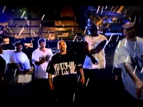 Shaquille O'Neal ft. Ice Cube, B-Real, Peter Gunz & KRS-One - Men Of Steel | Official Video