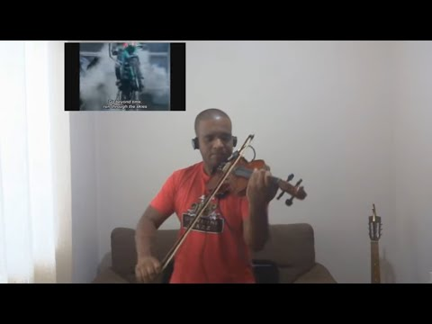 BLACK KAMEN RIDER - OPENING THEME (VIOLIN COVER)
