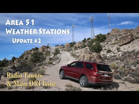 """Update #2 to """"Area 51 Weather Stations"""" - Radio Towers"""
