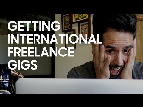 How Do You Get International Freelance Gigs? Ask nuSchool #1