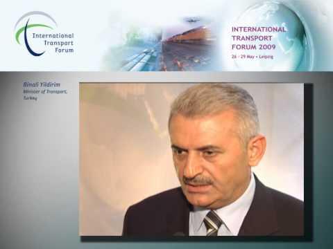 Binali Yıldırım interview