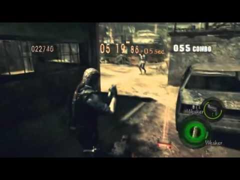 Public Assembly Duo 1,088,401 - Resident Evil 5: The Mercenaries (PC)