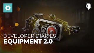 Developer Diaries Online: Equipment 2.0