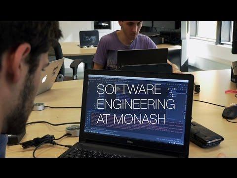 Software Engineering at Monash University