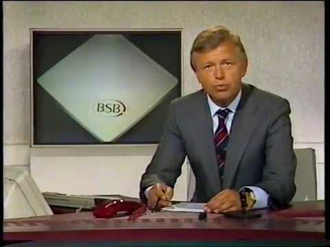 BSB Launch delay - BBC news report - May 1989